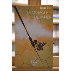 La ménagerie de papier Liu Folio SF Roman Poche occasion