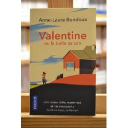 Valentine ou la belle saison Bondoux Pocket Roman Poche occasion