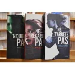 Lot 3 tomes Experience Noa Torson Gagnon Série complète 13 ans PKJ Pocket Roman Poche jeunesse occasion Lyon
