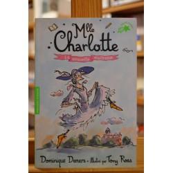 Mlle Charlotte 1 La nouvelle maîtresse Demers Ross Folio cadet premiers romans jeunesse occasion Lyon