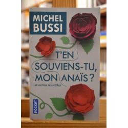 T'en souviens-tu, mon Anaïs ? et autres nouvelles Bussi Pocket Roman occasion Lyon