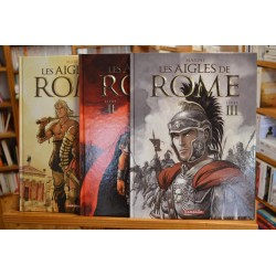 Les aigles de Rome Marini bande dessinée occasion bd