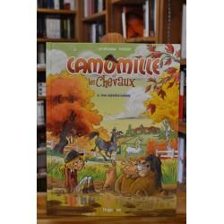 Camomille et les chevaux bande dessinée bd occasion