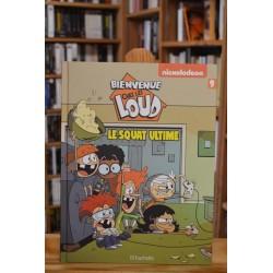 Bienvenue chez les Loud bande dessinée BD occasion jeunesse