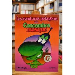 Le concombre masqué bande dessinée BD occasion