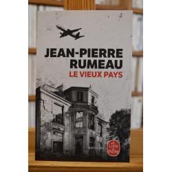 Le vieux pays Roissy Rumeau Thriller Policier Poche livre occasion Lyon