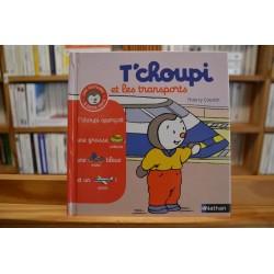 T'choupi et les transports Courtin 0-3 ans Album jeunesse livre occasion Lyon
