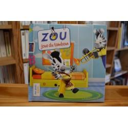Mes petits albums Zou joue du tambour Larousse 3-6 ans Album jeunesse occasion Lyon