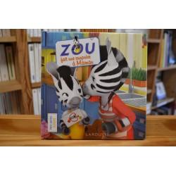 Mes petits albums Zou fait une surprise à maman Larousse 3-6 ans Album jeunesse occasion Lyon