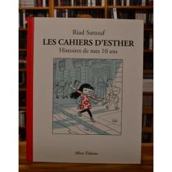 Sattouf Carnets d'Esther 10 ans