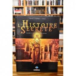 BD occasion L'Histoire Secrète Tome 2 - Le Château Des Djinns par Pécau