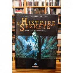 BD occasion L'Histoire Secrète Tome 3 - Le Graal De Montségur par Pécau