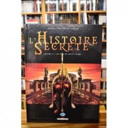 BD occasion L'Histoire Secrète Tome 4 - Les Clés De Saint Pierre par Pécau