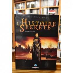 BD occasion L'Histoire Secrète Tome 5 - 1666 par Pécau