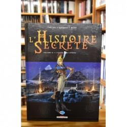 BD occasion L'Histoire Secrète Tome 6 - L'Aigle Et Le Sphinx par Pécau