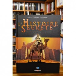 BD occasion L'Histoire Secrète Tome 8 - Les 7 Piliers De La Sagesse par Pécau