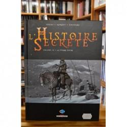 BD occasion L'Histoire Secrète Tome 10 - La Pierre Noire par Pécau