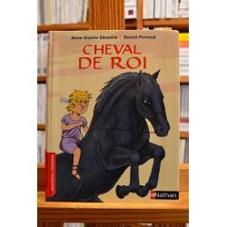 Cheval de roi Silvestre Perroud Nathan Premiers romans jeunesse livre occasion Lyon