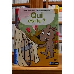 Qui es-tu Gouichoux Kerner Nathan Premières lectures romans jeunesse livre occasion Lyon