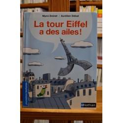 La tour Eiffel a des ailes Doinet Débat Nathan Premières lectures romans jeunesse livre occasion Lyon