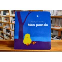 Mon poussin Hayashi Soya École des Loisirs Album jeunesse 2-4 ans livres occasion Lyon