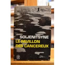 Le pavillon des cancéreux Soljénitsyne Roman littérature russe Poche livre occasion Lyon