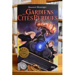 Gardiens des Cités Perdues 1 Messenger PKJ Pocket jeunesse Roman fantastique livre occasion Lyon