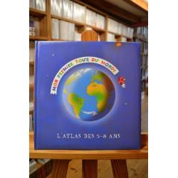 Mon premier tour du monde Atlas 5 ans Milan Documentaire jeunesse livre occasion Lyon