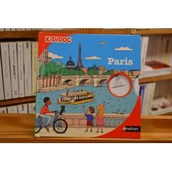 Kididoc Paris Nathan Documentaire 6 ans jeunesse livre occasion Lyon
