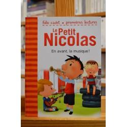 Le Petit Nicolas en avant la musique Folio cadet premières lectures jeunesse occasion Lyon