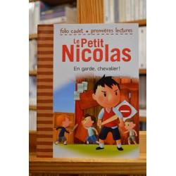 Le Petit Nicolas en garde chevalier Folio cadet premières lectures jeunesse occasion Lyon