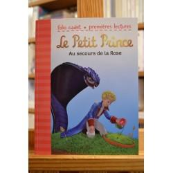 Le Petit Prince Au secours de la rose Folio cadet premières lectures jeunesse occasion Lyon