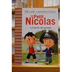 Le Petit Nicolas la bande des pirates Folio cadet premières lectures jeunesse occasion Lyon