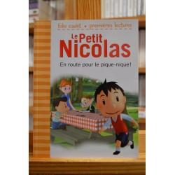 Le Petit Nicolas en route pour le pique nique Folio cadet premières lectures jeunesse occasion Lyon