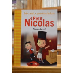 Le Petit Nicolas abracadabra Folio cadet premières lectures jeunesse occasion Lyon