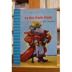 Le roi Kipik Kipik pirate Sanders Folio cadet premières lectures jeunesse occasion Lyon