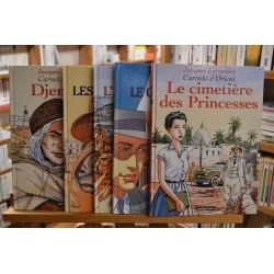 Carnets d'Orient - Intégrale Premier Cycle en 5 tomes BD occasion