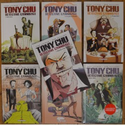 Tony Chu Détective Cannibale BD occasion