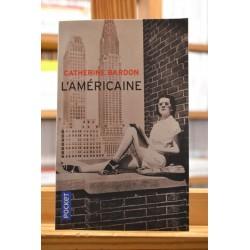 L'américaine Bardon Pocket États-Unis Poche Roman livre occasion