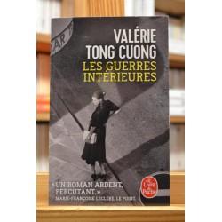 Les Guerres intérieures Tong Cuong Poche Roman livres occasion Lyon