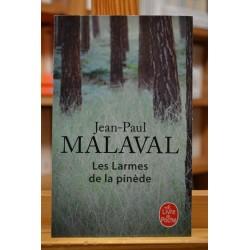 Les larmes de la pinède Malaval Poche Roman Terroir livres occasion Lyon