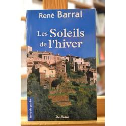 Les soleils de l'hiver Barral Terre de poche De borée Cévennes Provence Roman Terroir livres occasion Lyon