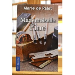 Mademoiselle Fine de Palet Languedoc Roussillon Terre de poche De borée Roman Terroir livres occasion Lyon