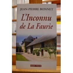 L'inconnu de La Faurie Bonnet Limousin Souny poche Roman Terroir livres occasion Lyon