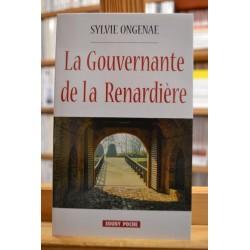 La gouvernante de la Renardière Ongenae Limousin Souny poche Roman Terroir livres occasion Lyon