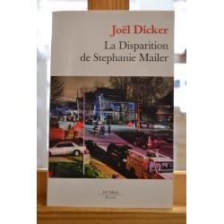 La disparition de Stephanie Mailer Dicker De Fallois Roman Poche occasion