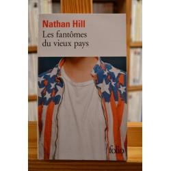 Les fantômes du vieux pays Nathan Hill Folio Littérature américaine Roman Poche occasion