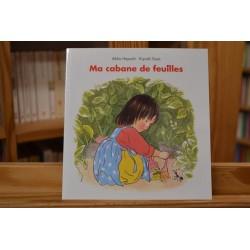 Ma cabane de feuilles Hayashi Soya École des Loisirs Album jeunesse 3-6 ans livres occasion Lyon