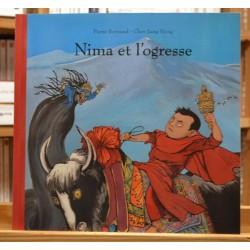 Nima et l'ogresse Hong Bertrand École des Loisirs Album 6-8 ans occasion