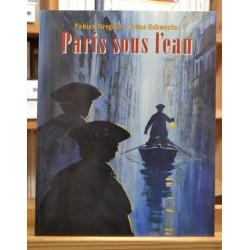 Paris sous l'eau Grégoire Schwartz École des Loisirs Album souple 8-11 ans occasion